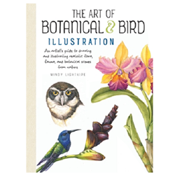 THE ART OF BOTANICAL & BIRD