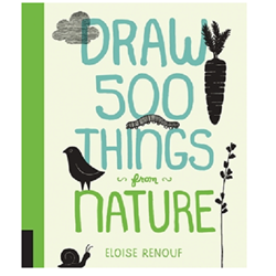 WALTER FOSTER DRAW 500 THINGS FROM NATUR