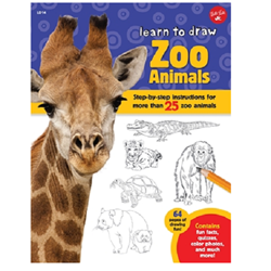 WALTER FOSTER TO DRAW ZOO ANIMALS
