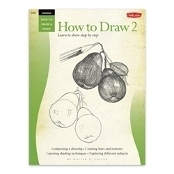 Picture of WALTER FOSTER HOW TO DRAW 2
