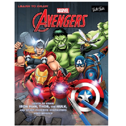 Picture of LEARN TO DRAW AVENGERS