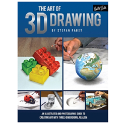 Picture of WALTER FOSTER ART OF 3D DRAWING