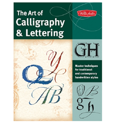 Picture of WALTER FOSTER COLLECTOR CS13 CALLIGRAPHY