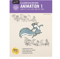 Picture of WALTER FOSTER HOW TO 026 ANIMATION 1 BLA