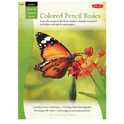 Picture of WALTER FOSTER HOW TO 323 COL PENCIL BASI