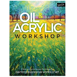 Picture of WALTER FOSTER OIL & ACRYLIC WORKSHOP