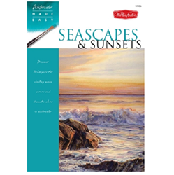 Picture of WALTER FOSTER WME 006 SEASCAPE & SUNSET