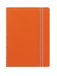 Picture of FILOFAX NOTEBOOK POCKET CLASSIC RULED Orange