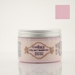 Picture of CADENCE STYLE MAT RELIEF PASTE BABY PINK 150ML
