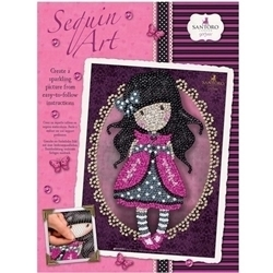 Picture of SEQUIN ART GORJUSS LADYBIRD