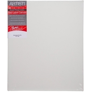 Picture of FREDRIX RED LABEL CANVAS 12X24 INCH